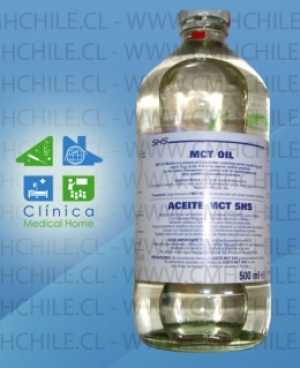 Aceite MCT SHS 500ml